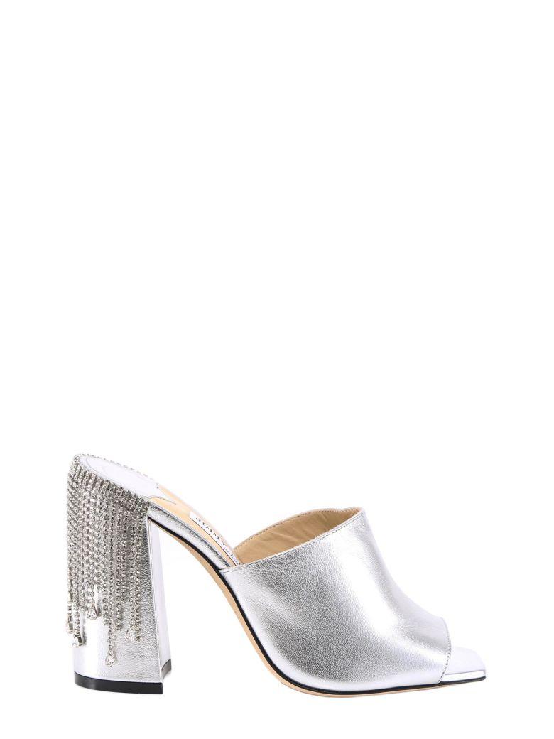 Jimmy Choo Sandals - Silver