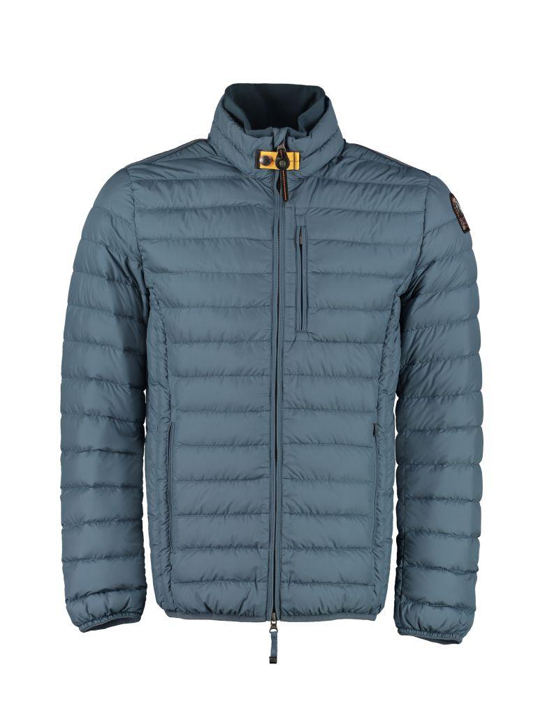 Parajumpers Ugo Full Zip Padded Jacket - blue