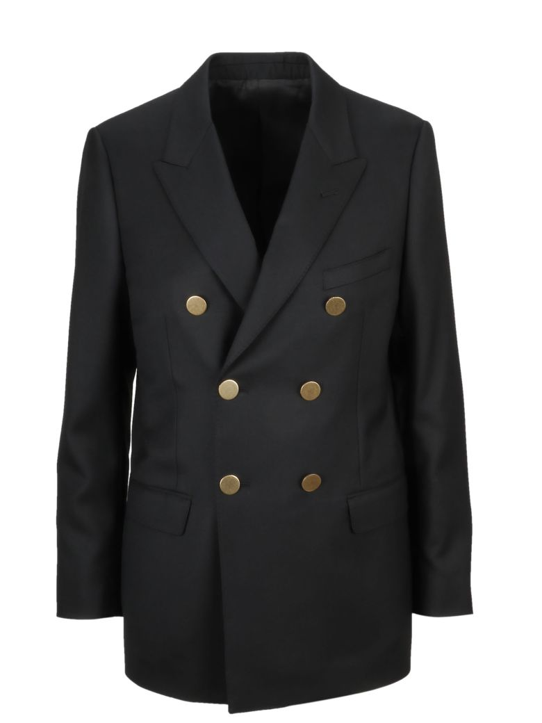 Celine Double Breasted Blazer - No