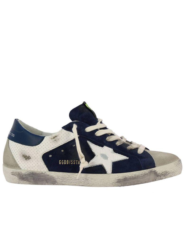 Golden Goose Sneakers Shoes Men Golden Goose - blue