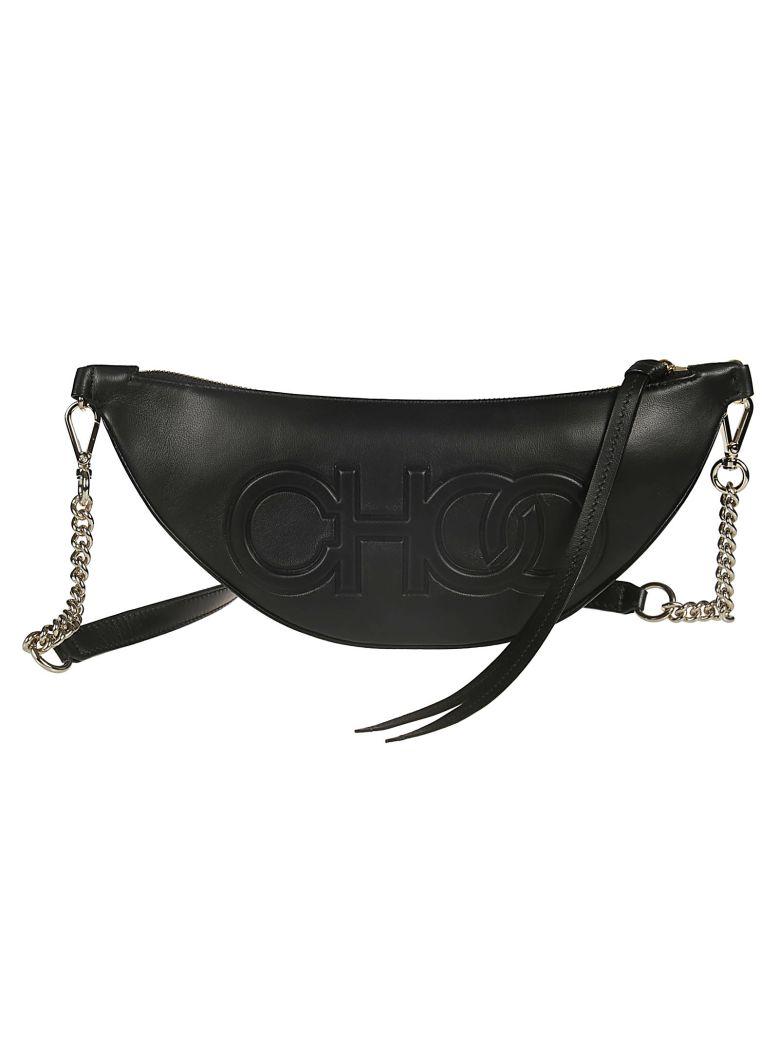 Jimmy Choo Faye Belt Bag - Black