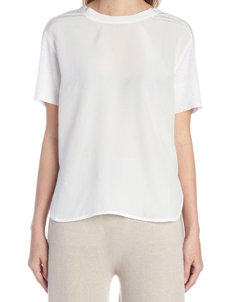 Agnona Top - White