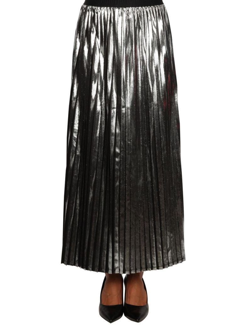 Versace Pleated skirts PLISSE MAXI SKIRT