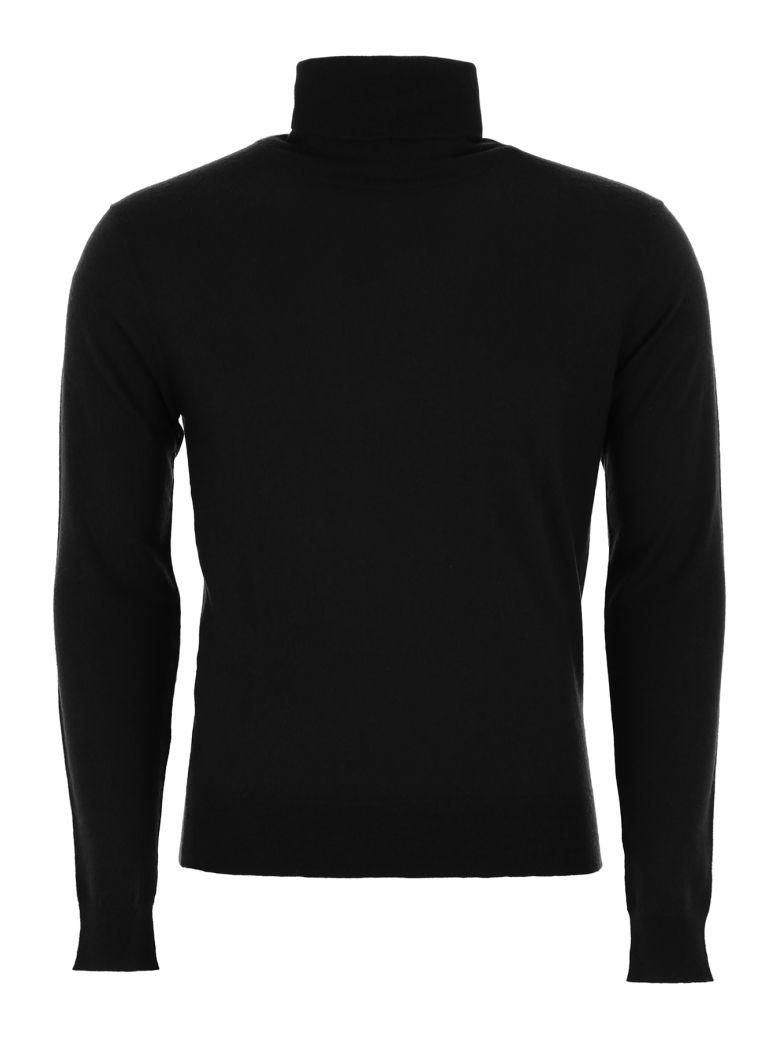 CC Collection Corneliani Cashmere Pullover - BLACK (Black)