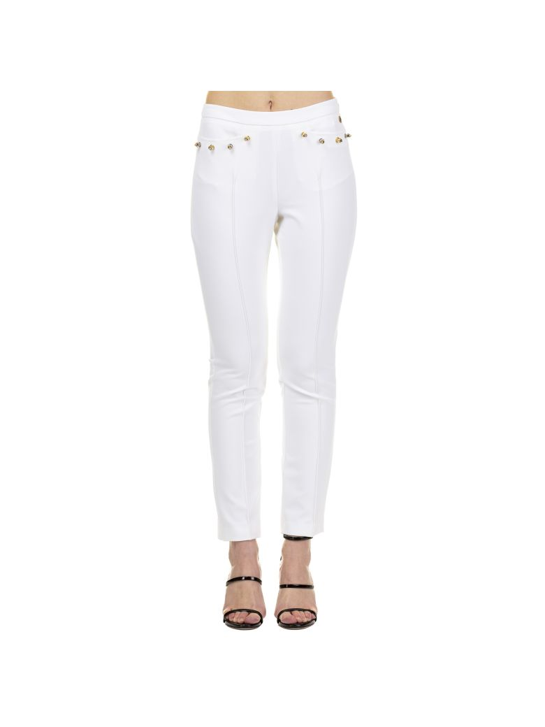 Versace Collection Trousers - OPTIC WHITE