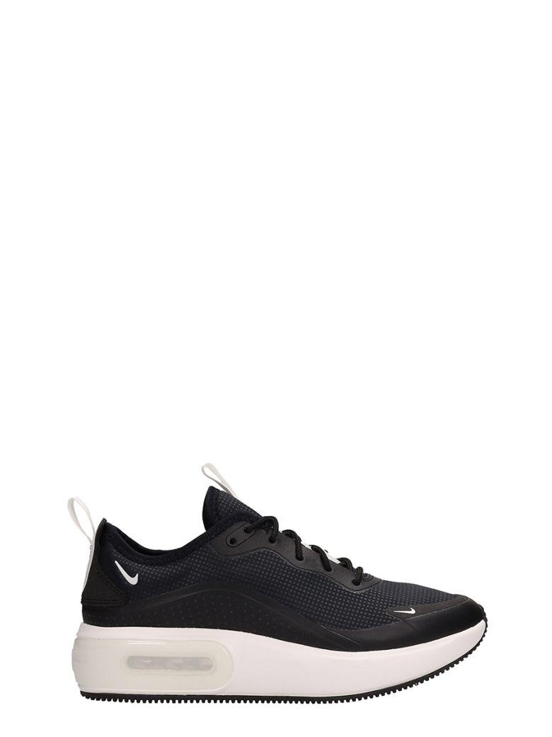 Nike Air Max Dia Sneakers Black Leather - black