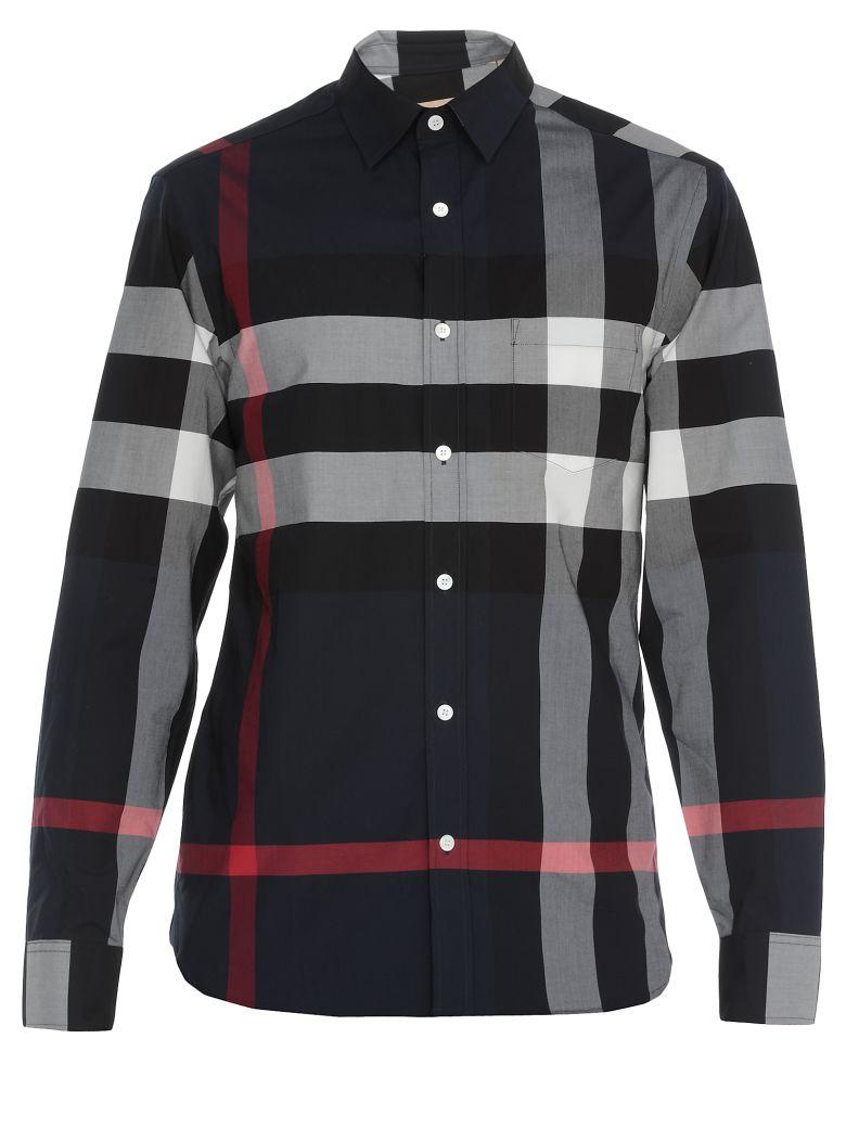 Burberry Cotton Shirt - Basic