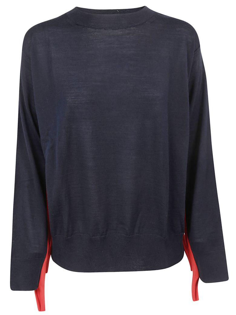 Sofie d'Hoore Lace Detailed Sweater - Basic