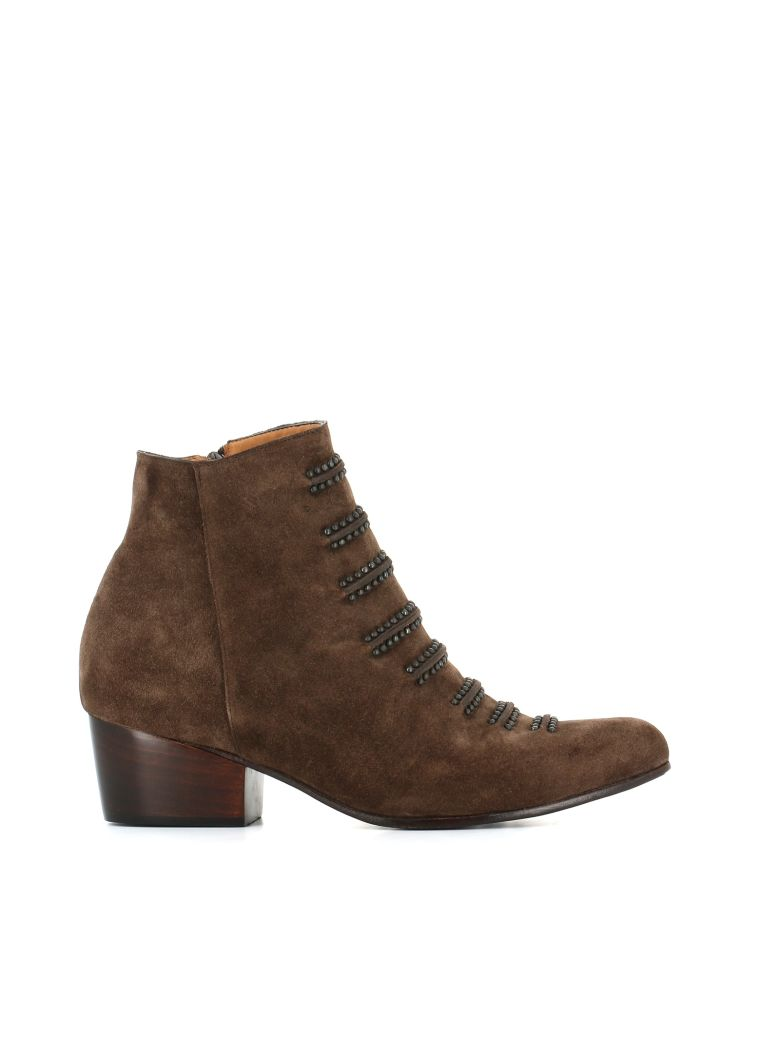 "Calleen Cordero Boot ""tiba"" - Brown"