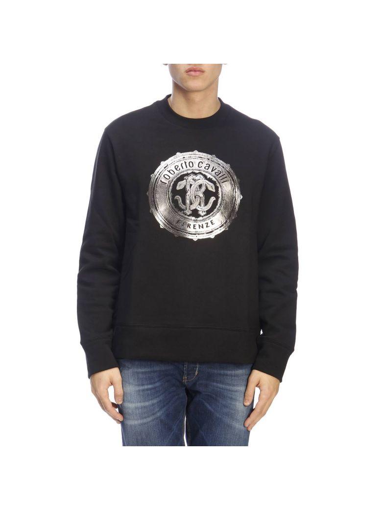 Roberto Cavalli Sweater Sweater Men Roberto Cavalli - black
