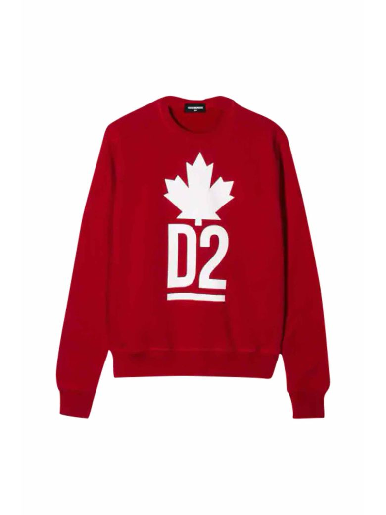Dsquared2 COTTON SWEATSHIRT