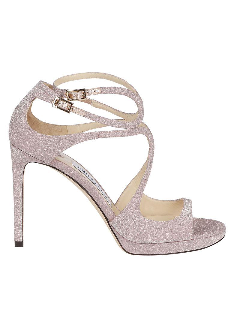 Jimmy Choo Lance/pf Sandals - Pink