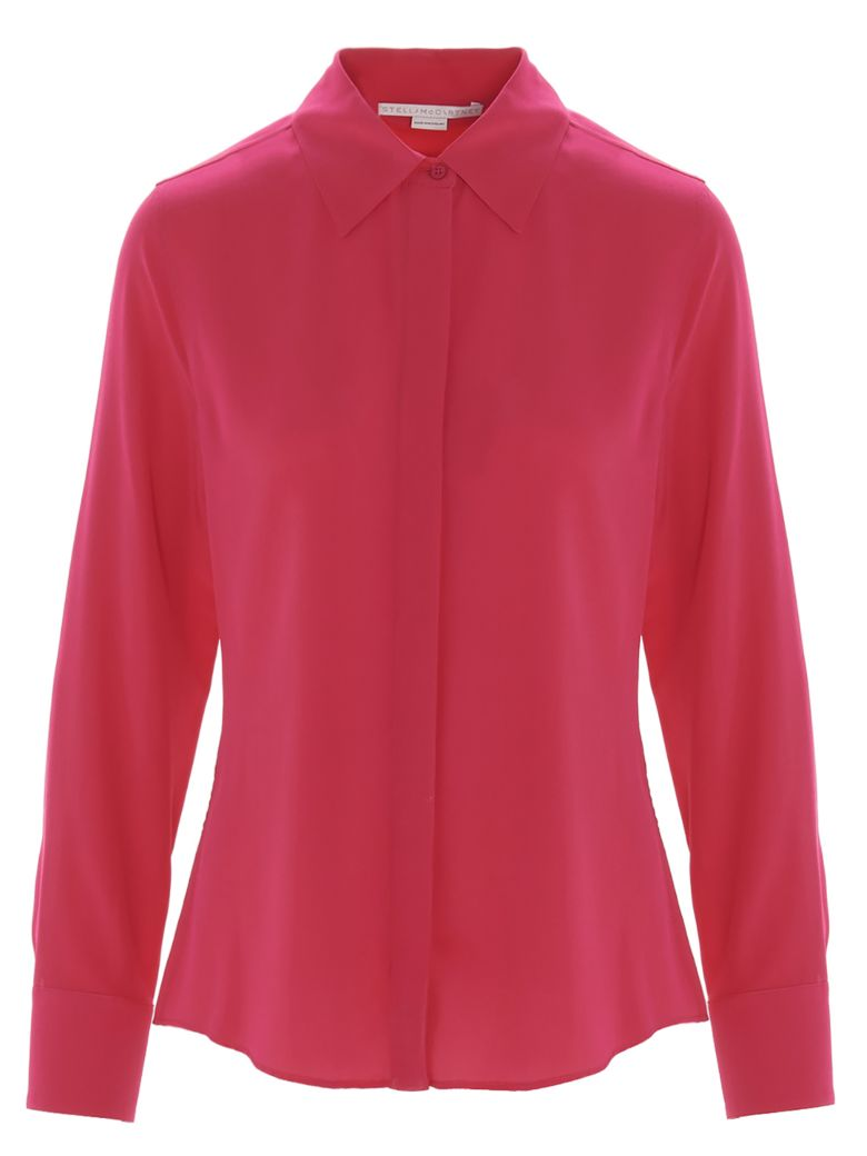 Stella McCartney 'willow' Shirt - Fuchsia