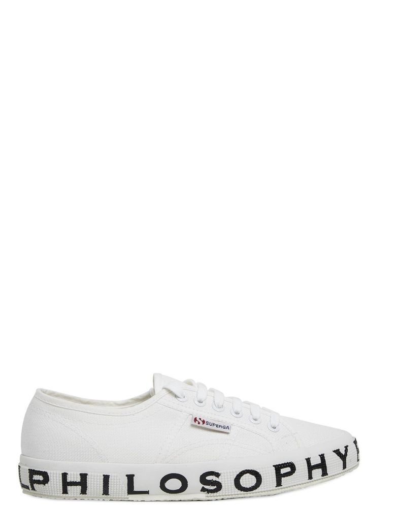 SUPERGA X Philosophy by Lorenzo Serafini Shoes - White
