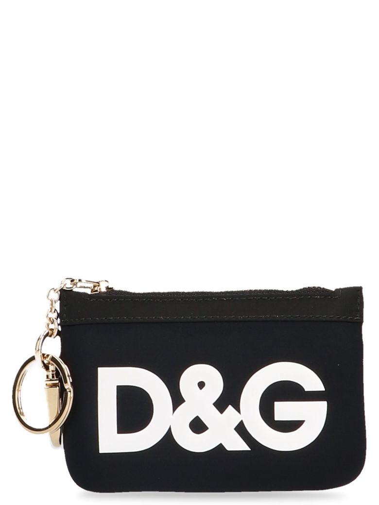 Dolce & Gabbana Keyring - Black&White