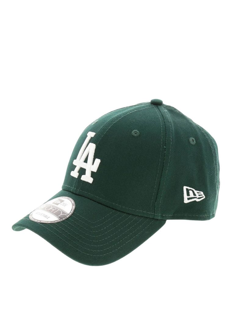 New Era Hat Hat Men New Era - forest green
