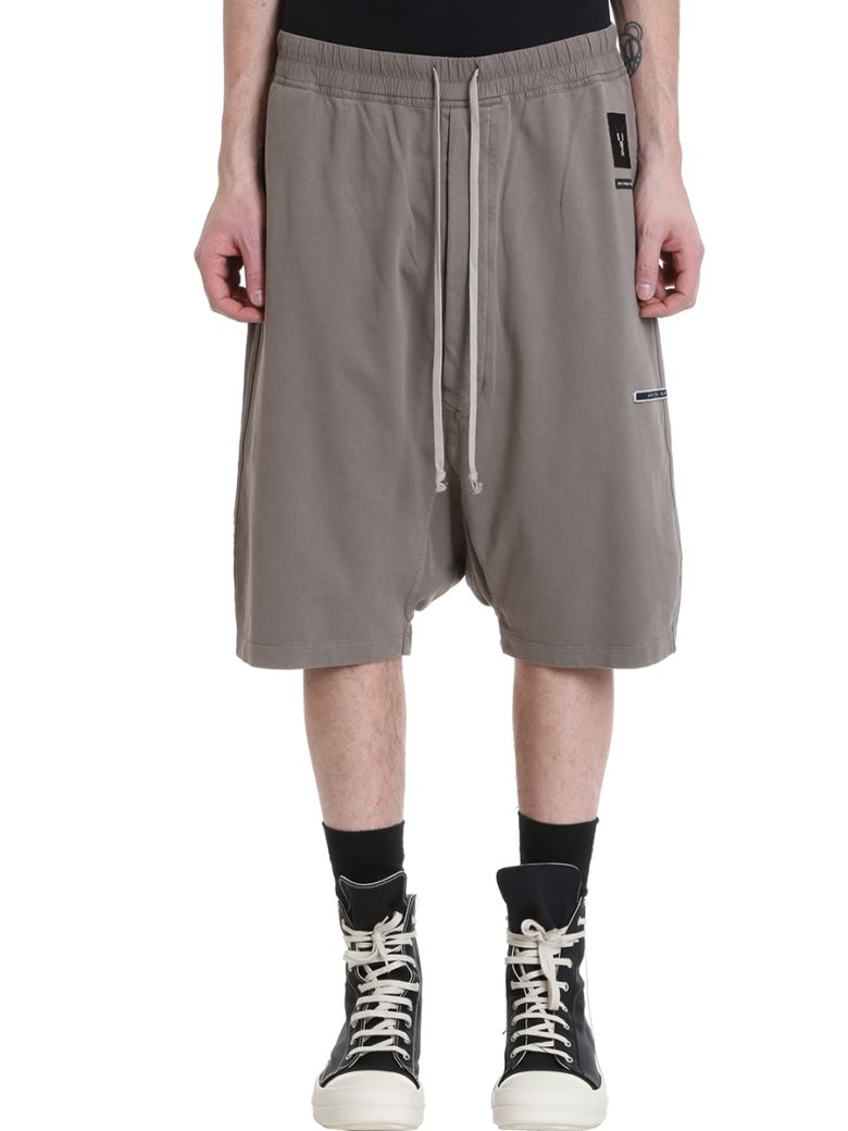DRKSHDW Dust Cotton Shorts - Drk Dust