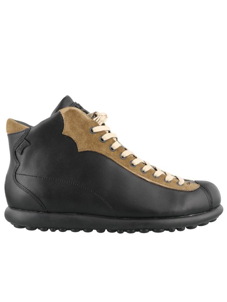 Camper Pelotas Boots - Black