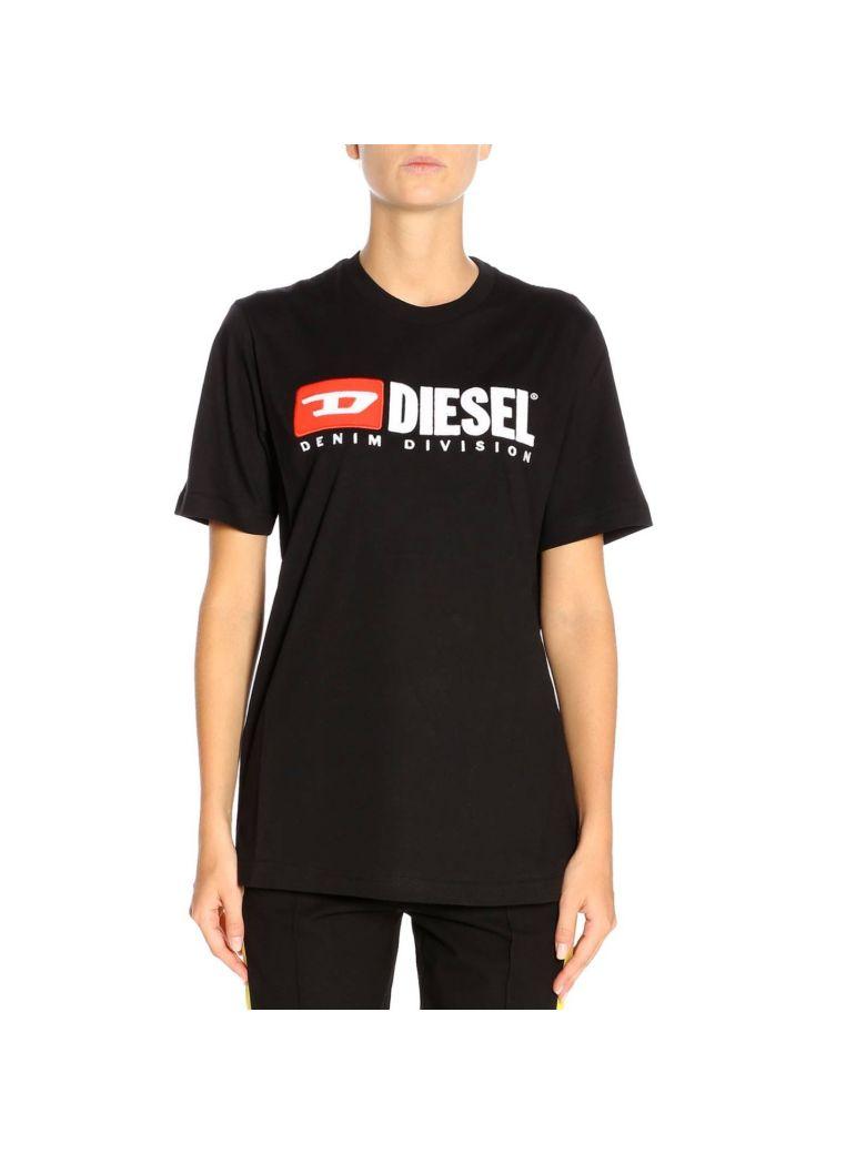 Diesel T-shirt T-shirt Women Diesel - black