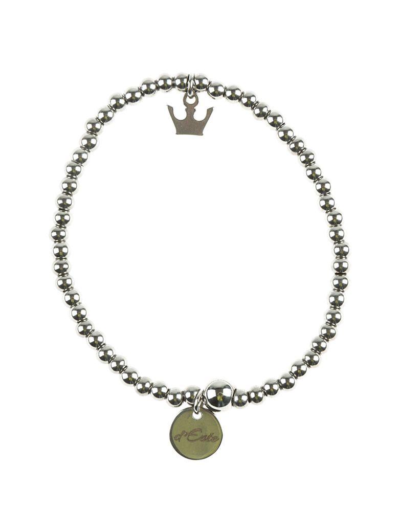 Gaia D'Este Bracelet In Acciaio - Silver
