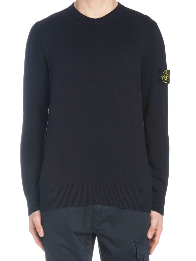 Stone Island Sweater - Blue