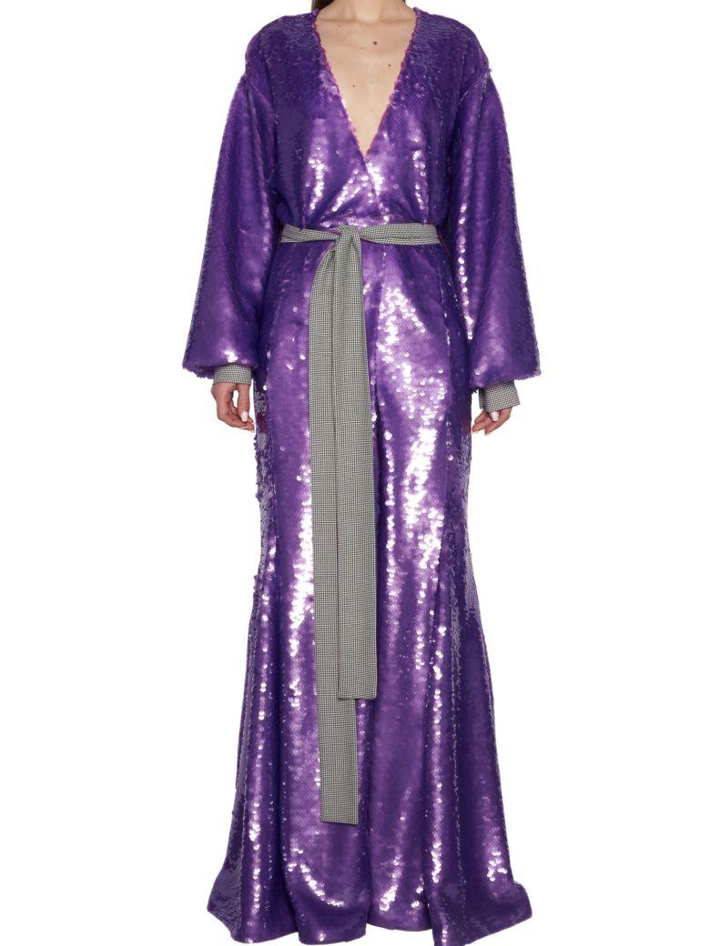 Natasha Zinko Dress - Purple