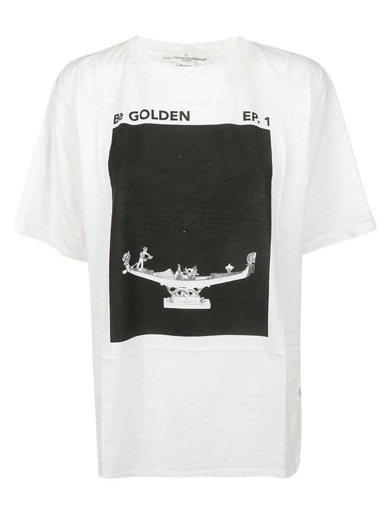 Golden Goose Cindy T-shirt - White/black