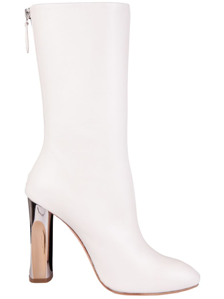 Alexander McQueen Boots - Ivory