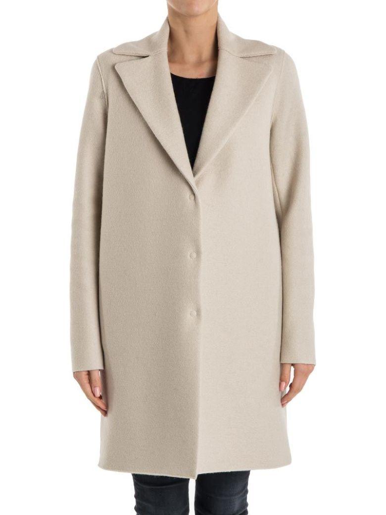 Harris Wharf London - Coat - White