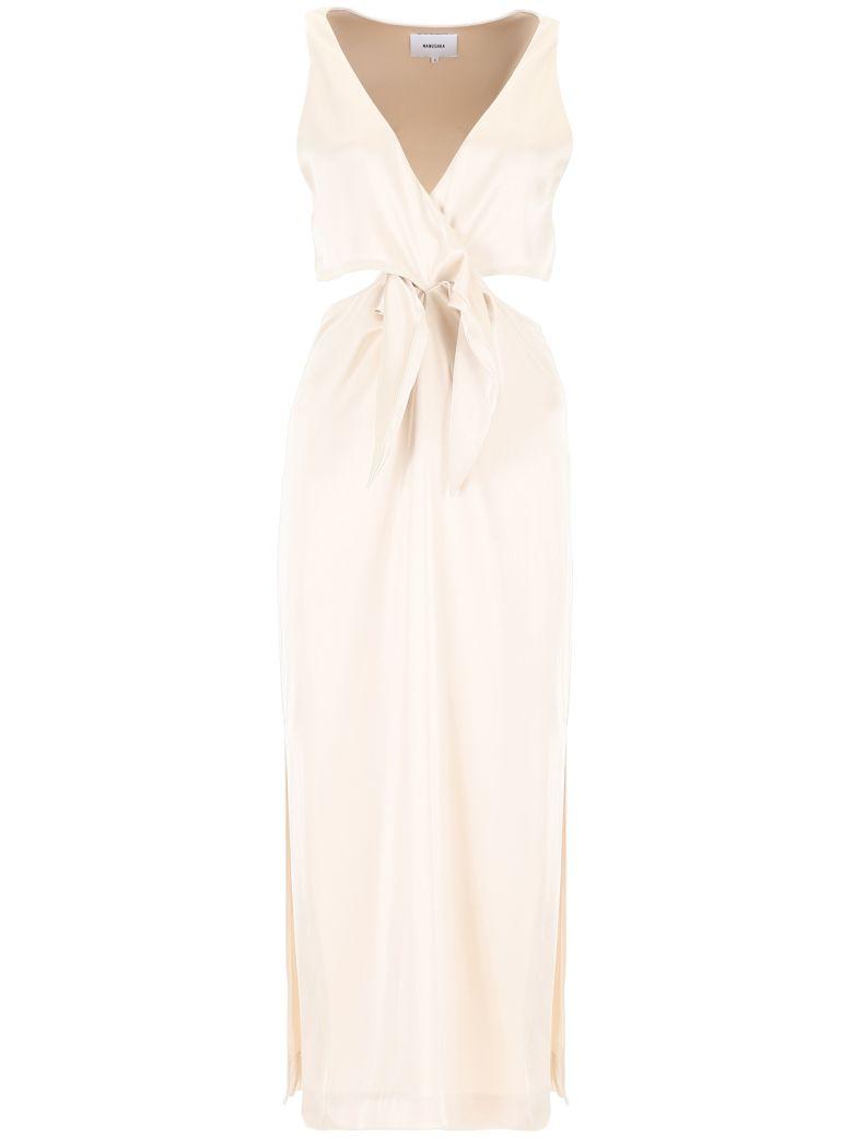 Nanushka Regina Dress - CREAM Bianco
