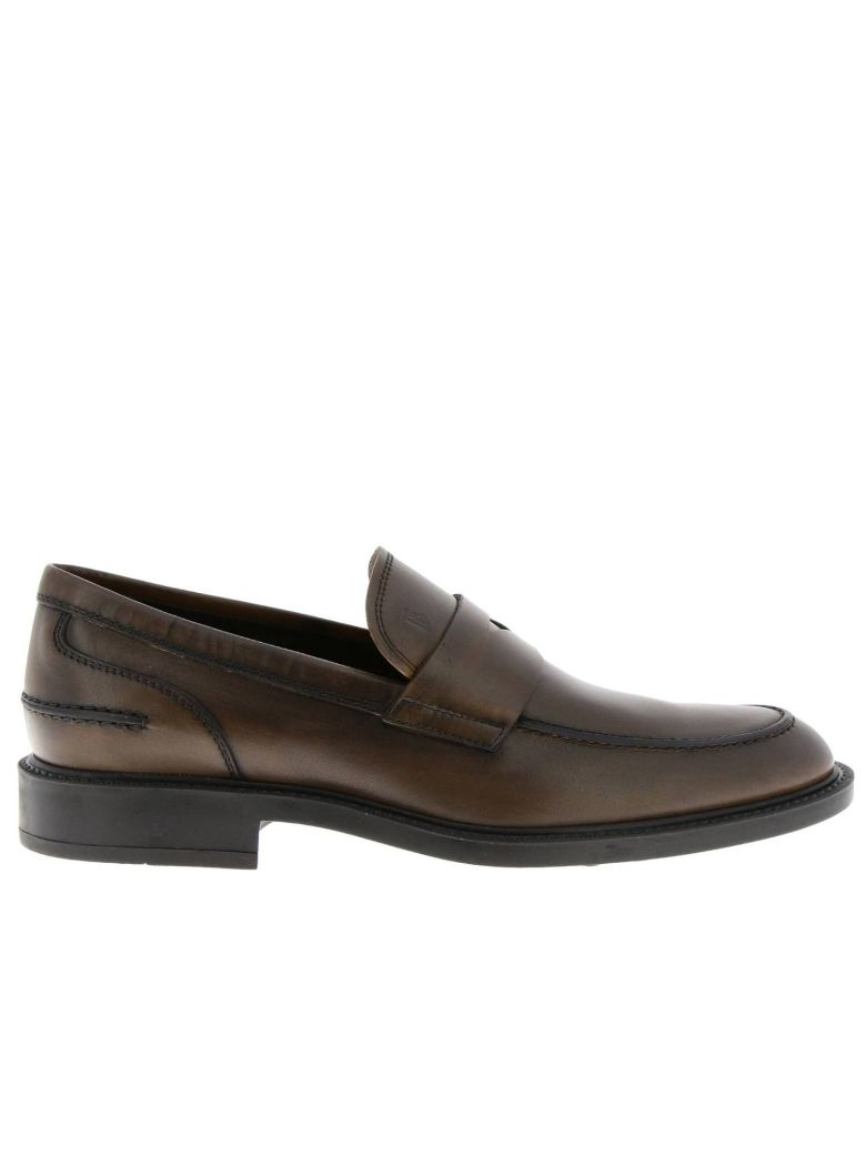 Tod's Loafers Shoes Men Tod's - dark