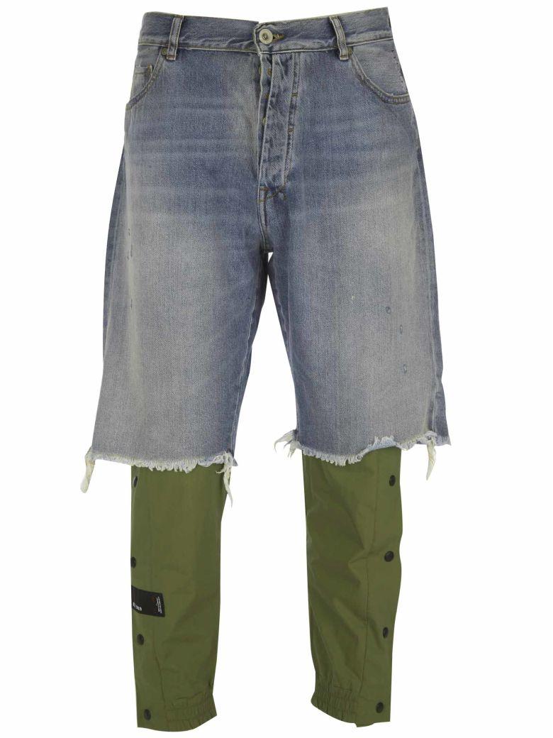 Ben Taverniti Unravel Project Unravel Project Jeans - Blue