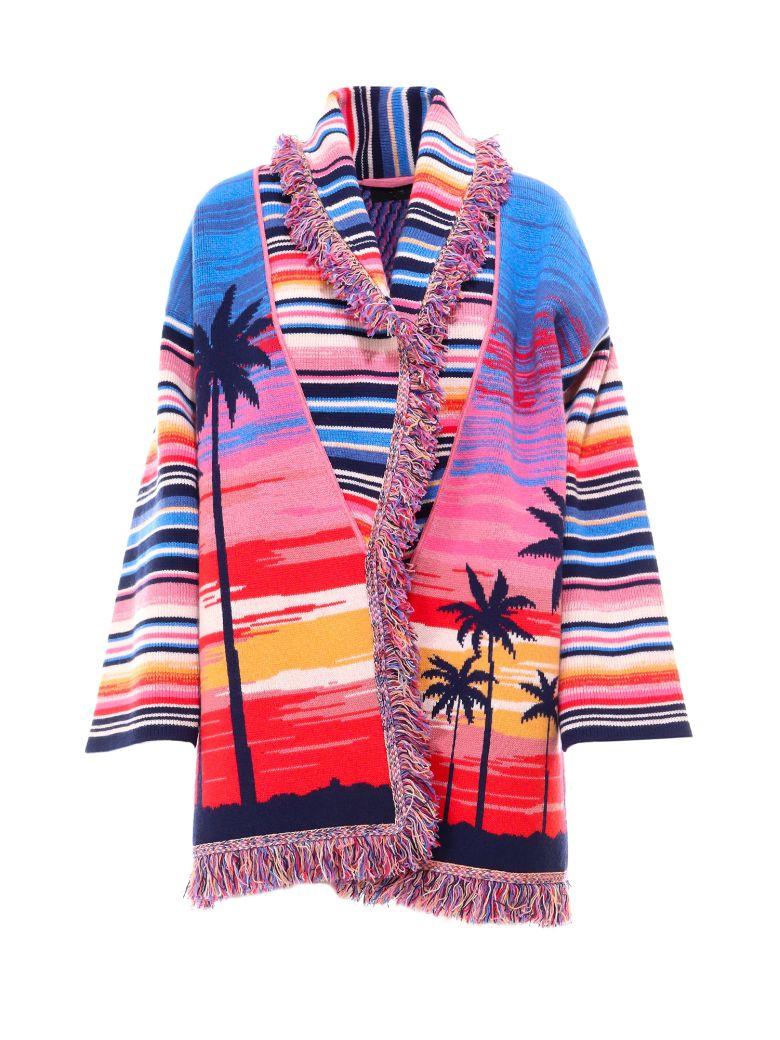 Alanui Coat - Multicolore