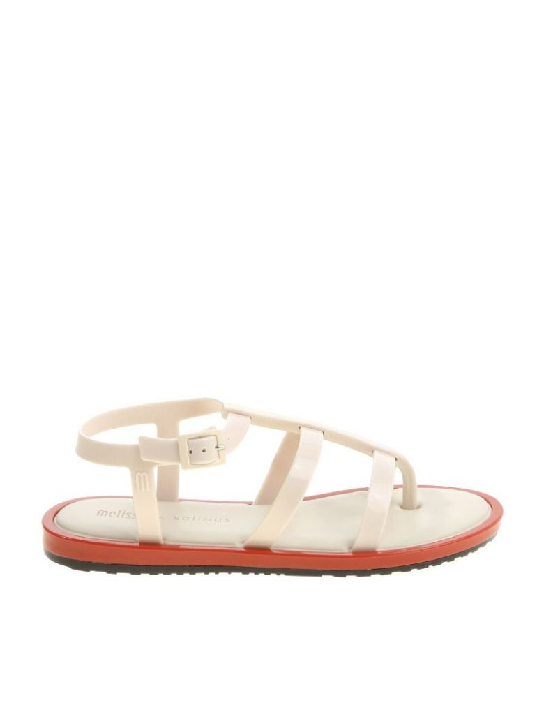 Melissa - Caribe Sandals - White
