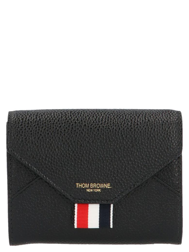Thom Browne 'envelope Short' Bag - Black