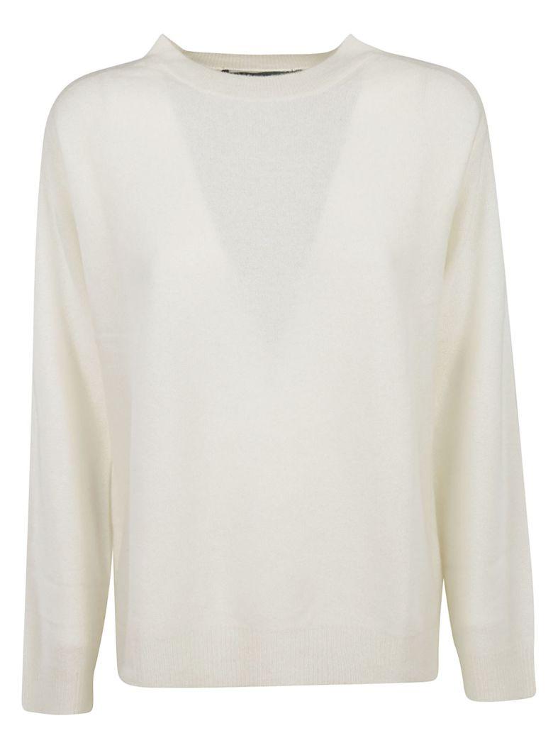 Sofie d'Hoore Mayleen Long-sleeved Sweater - Almond