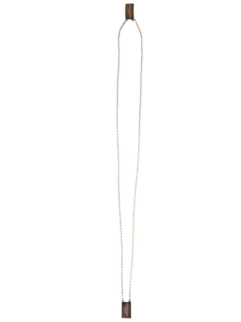 Saint Laurent Necklace - Bronze
