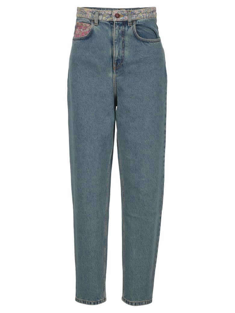 Philosophy di Lorenzo Serafini Philosophy Boyfriend Jeans - BLUE