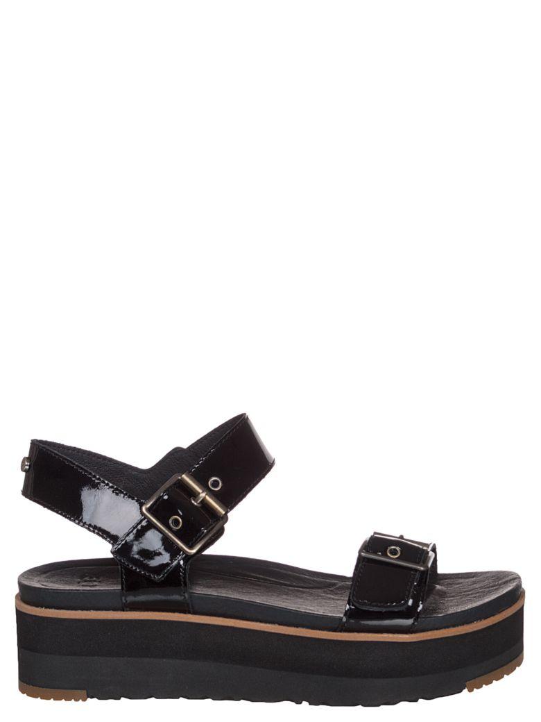 UGG Angie Sandals - Black