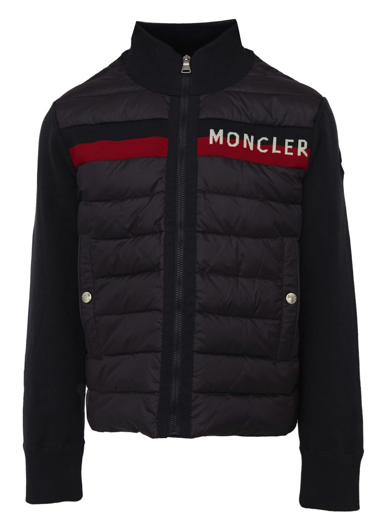 Moncler Kids' Enfant Jacket In Black