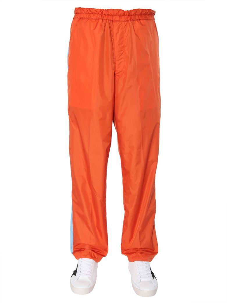 Comme des Garçons Shirt Boy Jogging Pants - ARANCIONE