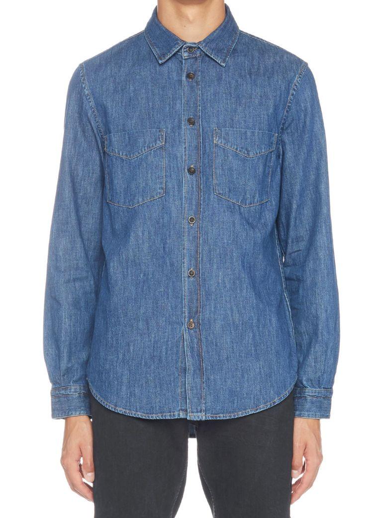 Kent & Curwen 'knole' Shirt - Blue