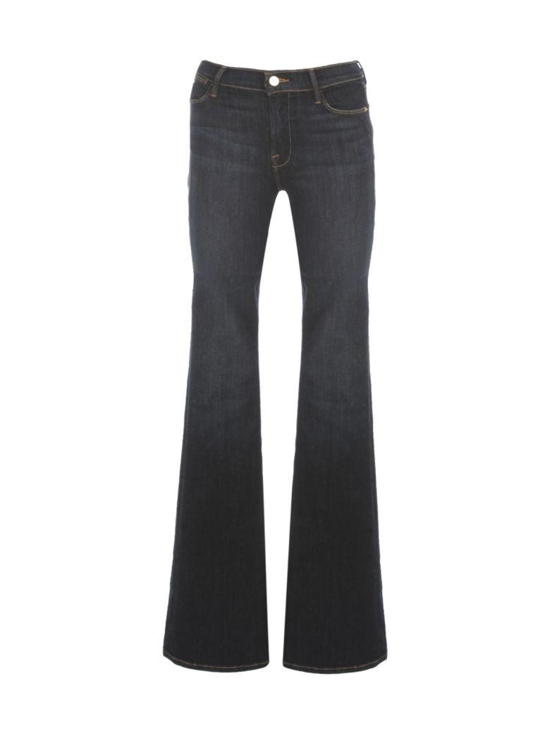 Frame Long Flared Jeans - Sutherland