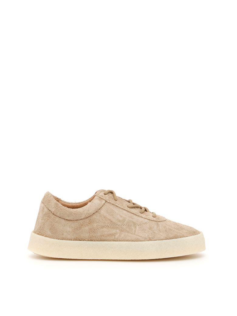 Yeezy Suede Season 6 Sneakers - TAUPE|Beige