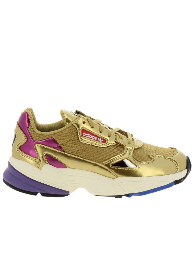 Adidas Originals Sneakers Shoes Women Adidas Originals - gold