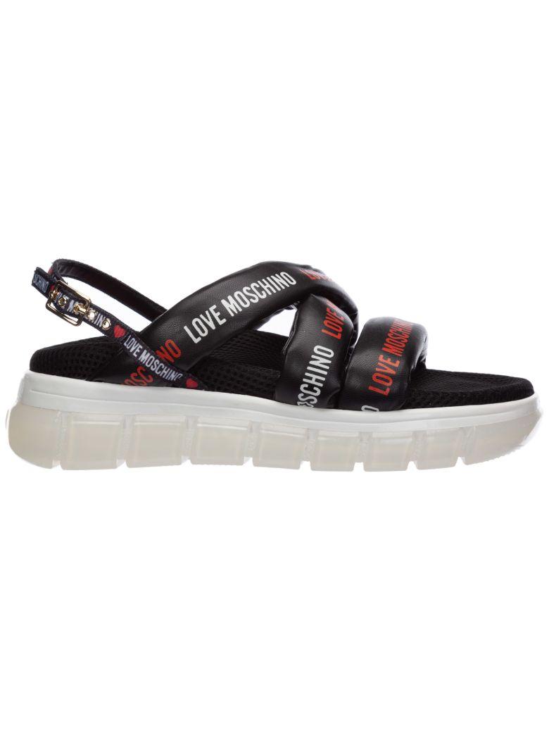 Love Moschino Sandals | italist, ALWAYS