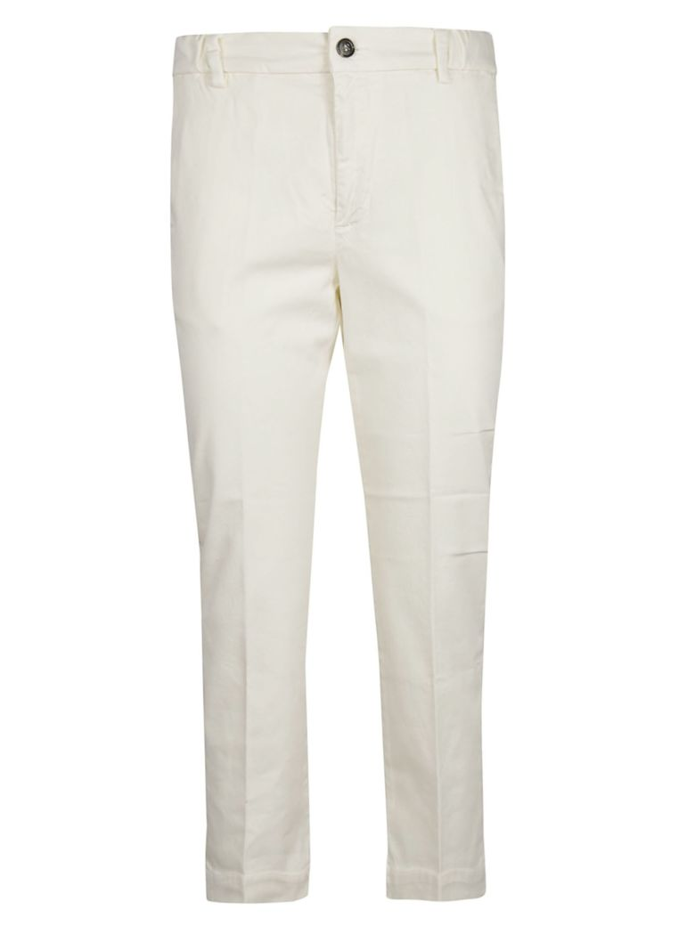 True Nyc Debbie Trousers - Avorio