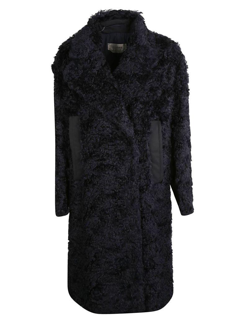 SportMax Fur Teddy Coat