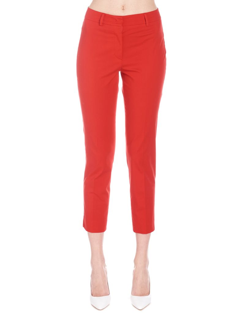 Weekend Max Mara 'alibi' Pants - Red