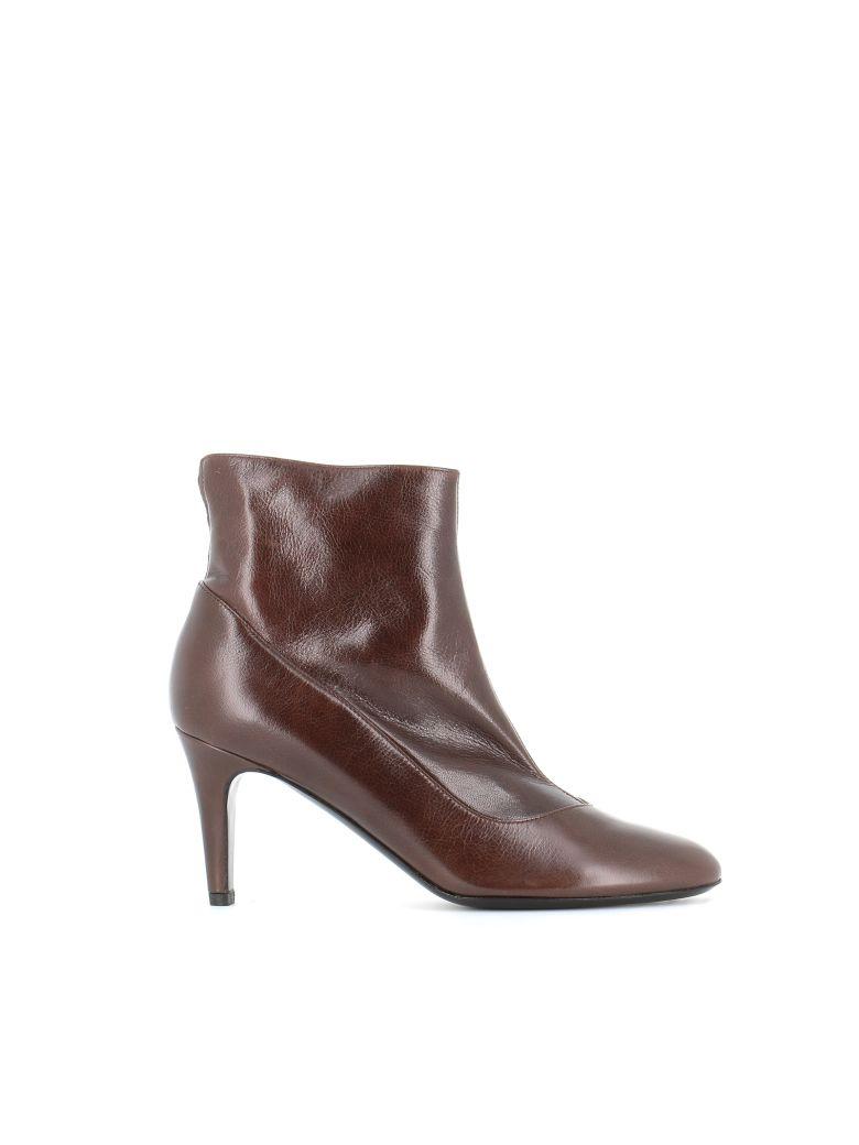 "Michel Vivien Ankle Boot ""violet"" - Brown"